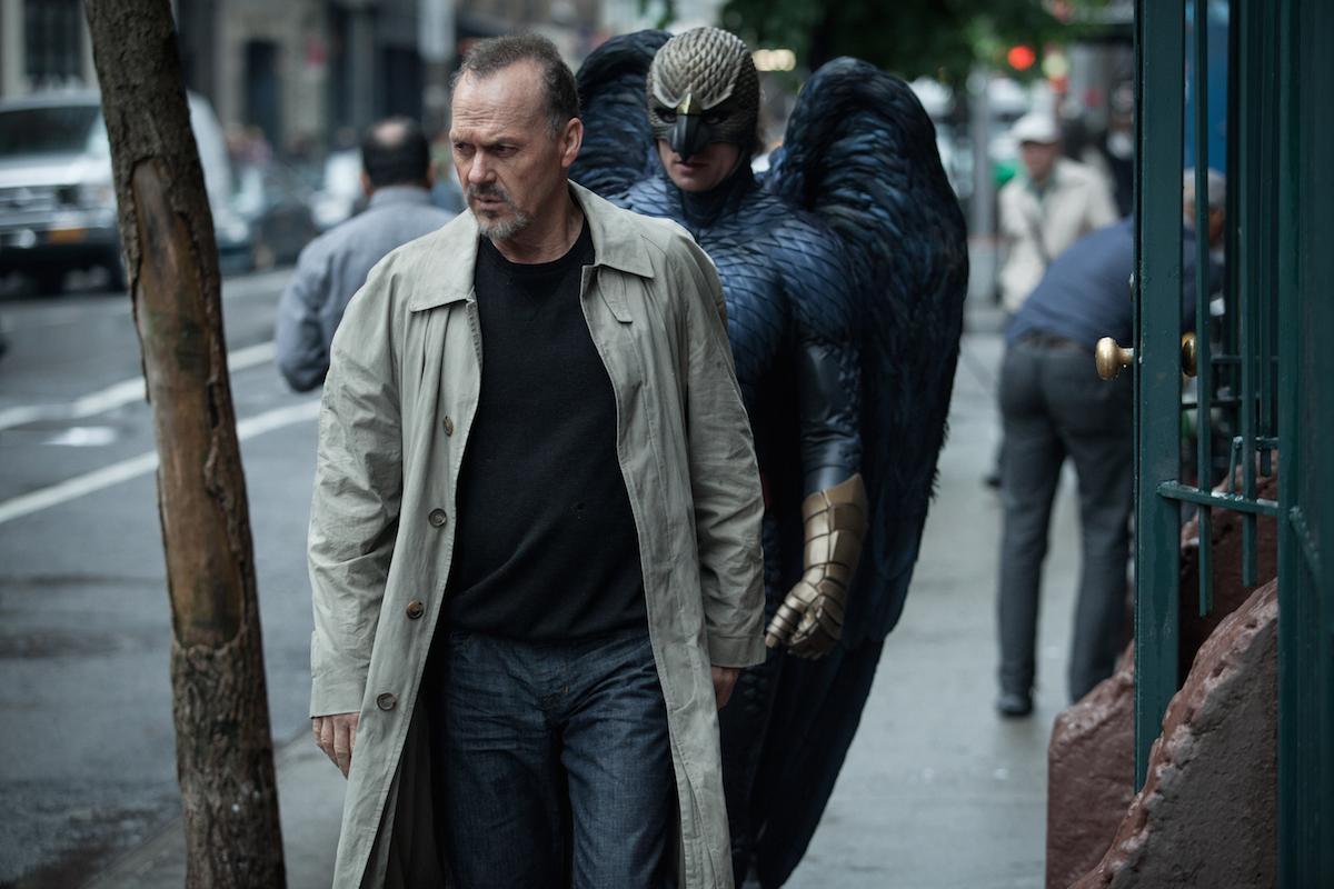 Birdman street