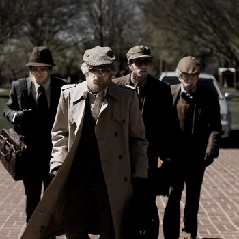 "Book 'Em: A Review Of ""American Animals"""