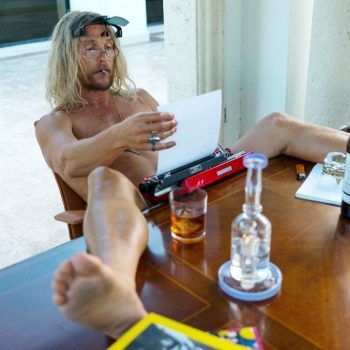 Moondog, Writer Boy: A Review Of Harmony Korine's The Beach Bum