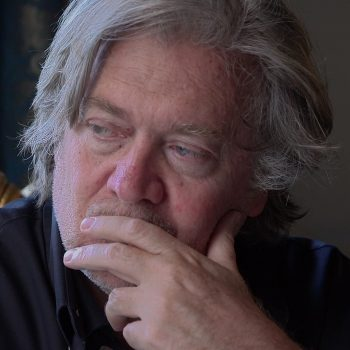 American Charmer: A Review Of Alison Klayman's Steve Bannon Doc, The Brink