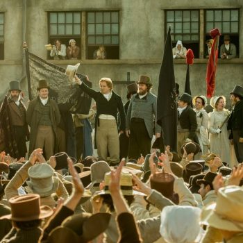 Freedom and Land: A Review Of Mike Leigh's Majestic Peterloo