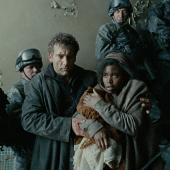 Brutal Symbols: We're Living Alfonso Cuarón's Children Of Men