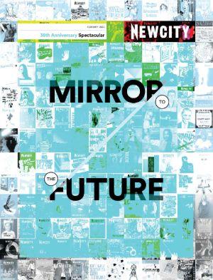 February 2021 Newcity Cover