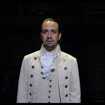 Piercingly All-American: A Review of Hamilton