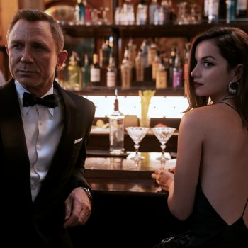 Talking Screens: Reviews of the James Bond Film & the Sopranos Prequel | KTQ Talks About Its New Doc, For the Left Hand
